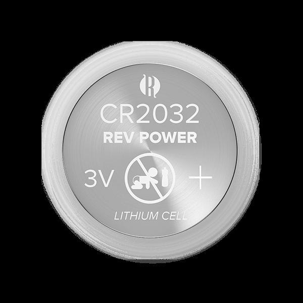 REVPOWER CR2032 LITHIUM COIN BATTERY